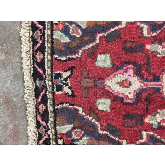 Hamadan Persian Rug - 1′6″ × 2′9″ - Image 5 of 9