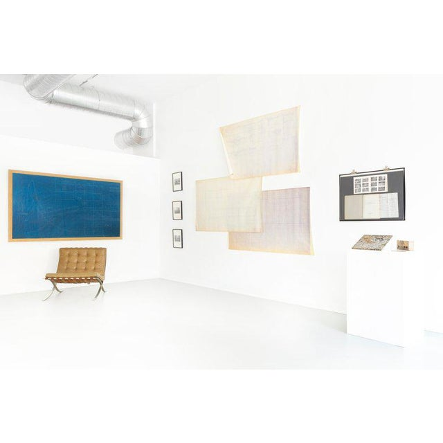 Mies Van Der Rohe Blueprint, Crown Hall, Chicago, 1954, North Platform For Sale - Image 11 of 13