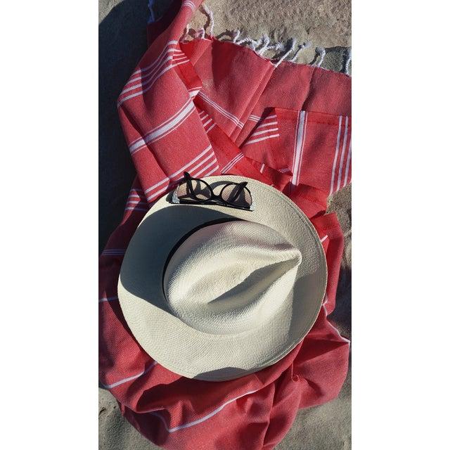 Strawberry Fisherman Striped Towalla Towel - Image 7 of 7