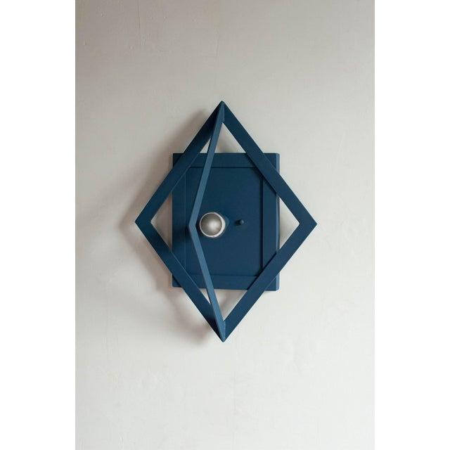 Geometrically designed steel frame