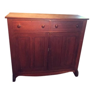 18th Century Empire Jelly Cabinet For Sale