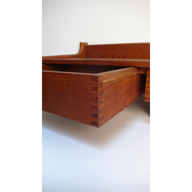 Wall Mount Nightstands by Peter Hvidt For Sale - Image 10 of 10