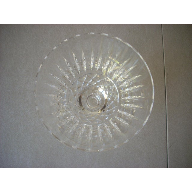 Traditional Waterford Crystal Wine Glasses - Set of 6 For Sale - Image 3 of 4