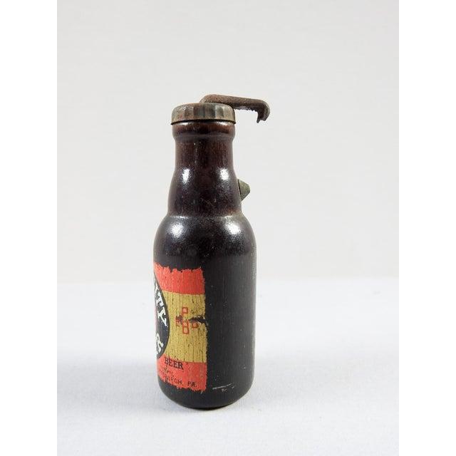 Mid-Century Modern Iron City Lager Bottle Opener For Sale - Image 3 of 5