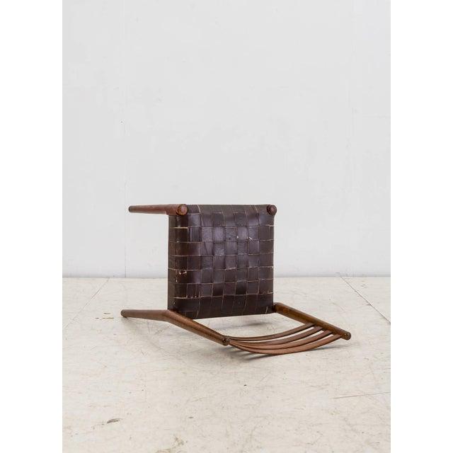 Beech Palle Suenson Chair, Denmark, 1940s For Sale - Image 7 of 8