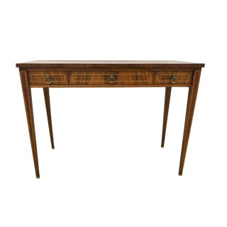1970s Vintage Sligh Desk For Sale