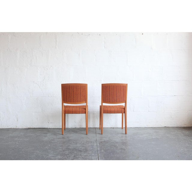 1960s Mid-Century Modern Teak Dining Chairs - Set of 8 For Sale In Portland, OR - Image 6 of 6