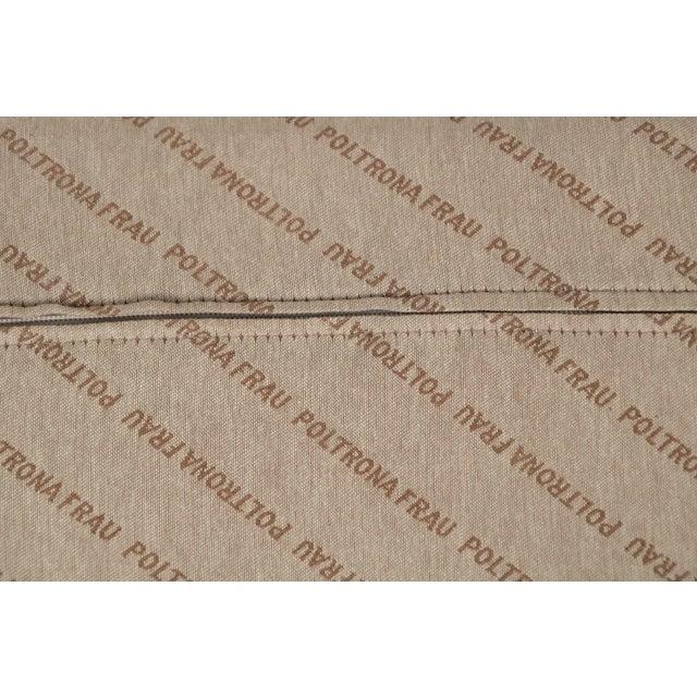"Lievore Altherr Molina for Poltrona Frau ""Cassiopea"" Leather Sofa For Sale - Image 9 of 11"
