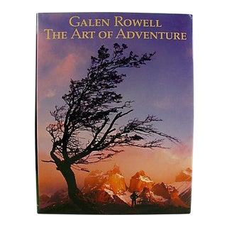The Art of Adventure Book, 1989 For Sale