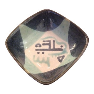 Ceramic Bowl by Glidden For Sale