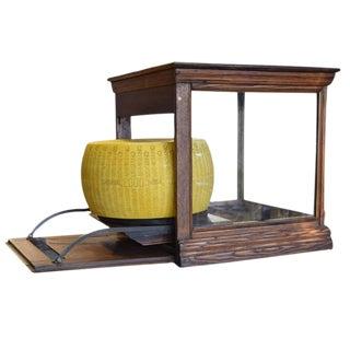 Cheesemonger's Display Case