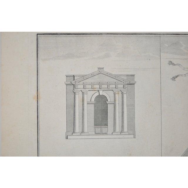 Rare Birdseye View of Wadham College Engraving - Image 2 of 10