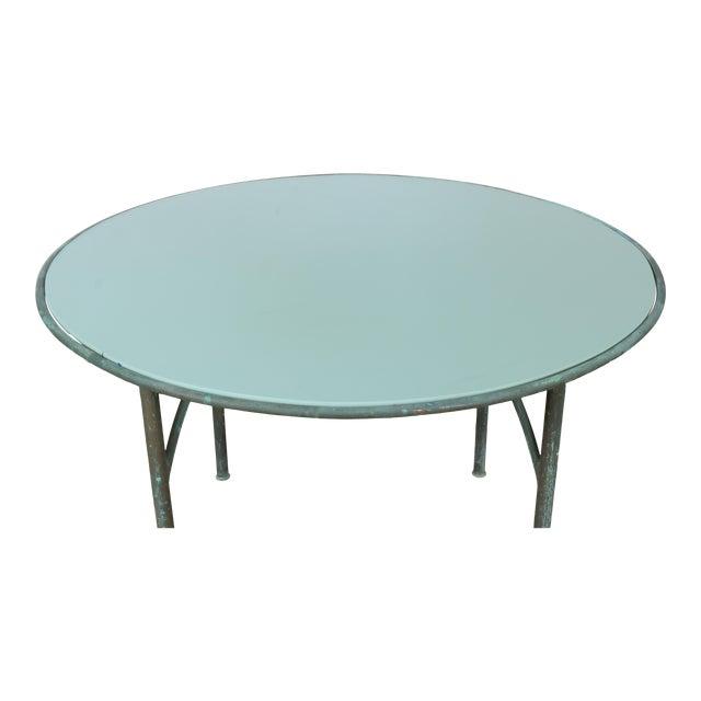 Walter Lamb for Brown Jordan Patio Table For Sale
