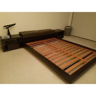 Poliform Zoe Modern Platform Queen Bed Preview