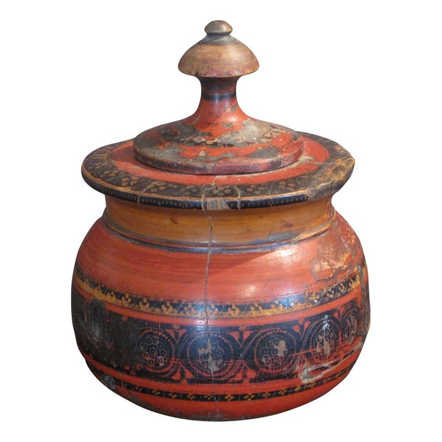 Antique Spice Box - Image 1 of 3