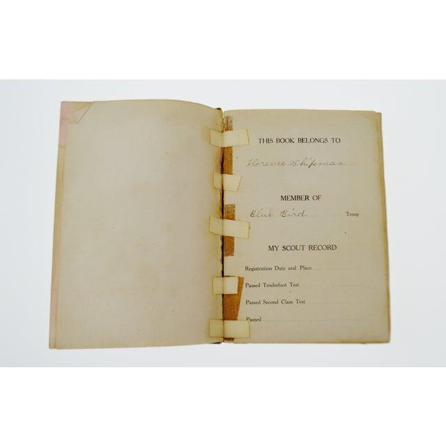 1920 Scouting for Girls Handbook - Image 5 of 11