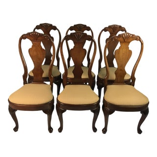 1960s Vintage Dining Chairs- Set of 6 For Sale