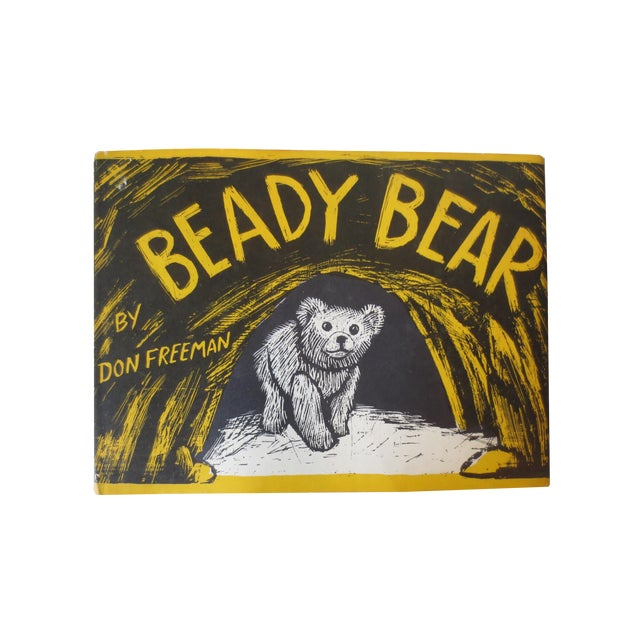 Vintage 1954 Beady Bear, 1st Edition Book - Image 1 of 8