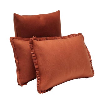 Adesso Imports Cashmere Pillows For Sale