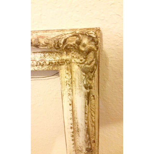 Vintage Distressed Shabby Chic Picture Frame - Image 3 of 4