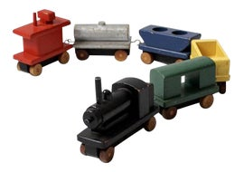 Image of Rustic Toys