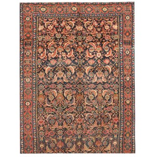 Antique 19th Century Caucasian Kuba Gallery Carpet For Sale