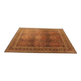 Capel Painted Desert Room Size Rug - 8' x 11'