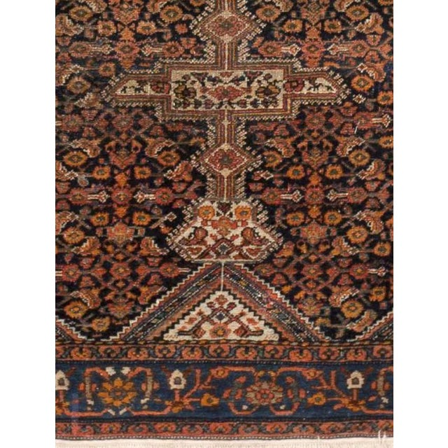 The city of Sanandij, formerly known as Senneh, is the capital of Persian Kurdistan. The rugs produced here are still...