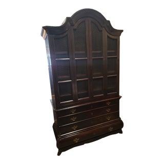 Dutch Style Storage Cabinet For Sale
