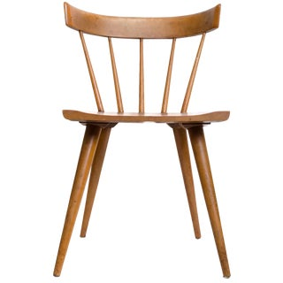 1950s Vintage Paul McCobb Planner Group Dining Chair For Sale