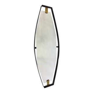 Rare Italian Sculptural Form Mirror, Attr. to Max Ingrand for Fontana Arte