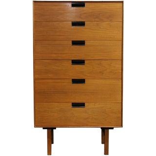 Mid-Century Modern Milo Baughman for Arch Gordon Highboy Dresser 1950s 6 Drawer