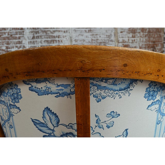 Wood French Provincial Duchesse Brisée For Sale - Image 7 of 11