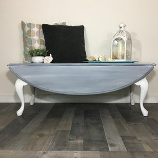 1970s French Country Cottage Coffee Table Preview
