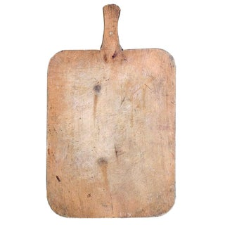 Early 20th Century Italian Bread Peel For Sale