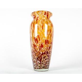Tall Mid Century Murano Glass Decorative Vase/Piece Preview