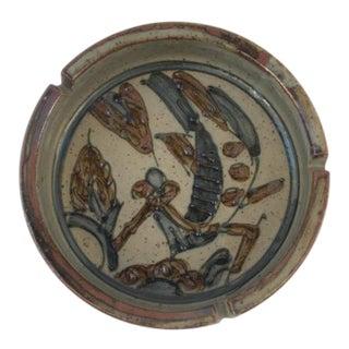 Mid-Century Design Studio Ceramic Ashtray