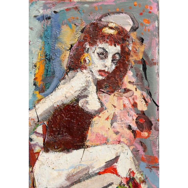 Contemporary Party Time by Greg Kessler, Mixed Media For Sale - Image 3 of 5