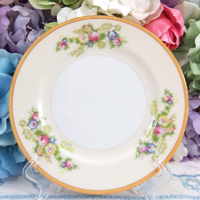 Mismatched Vintage Dessert Plates - Set of 8 - Image 6 of 11