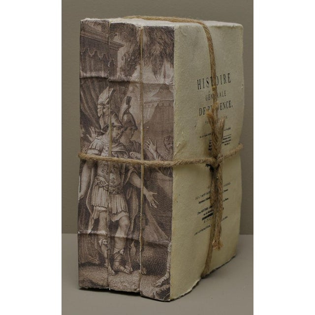 Sarreid Ltd. Paix Big Books - Set of 3 - Image 2 of 3