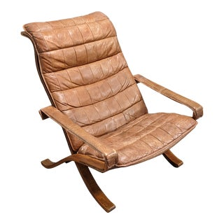 Folding Chair by Ingmar Relling for Westnofa For Sale