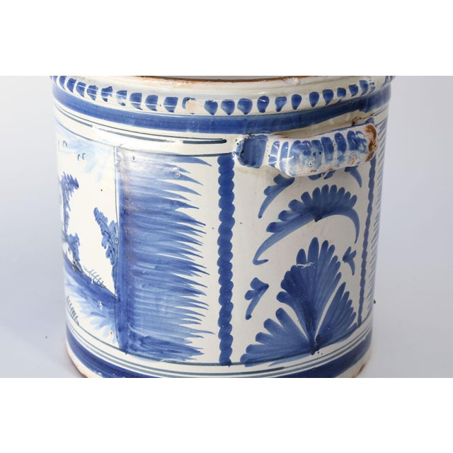Nevers Faience 'Pot a Oranger' For Sale In Houston - Image 6 of 13