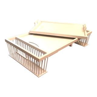 Adjustable Tilt Breakfast Tray For Sale