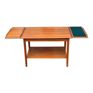 Mid-Century Modern Teak Cocktail Table by Dyrlund For Sale