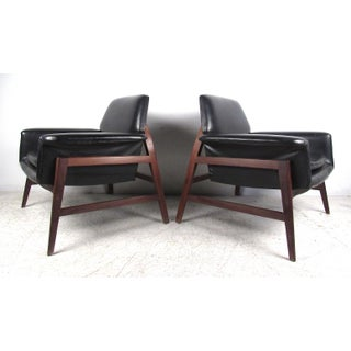 Pair of Vintage Danish Lounge Chairs Preview