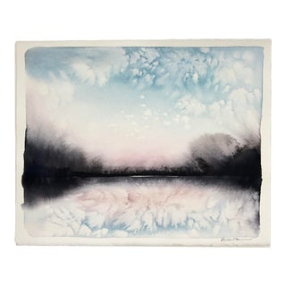 Abstract Landscape III Painting by Katie White For Sale