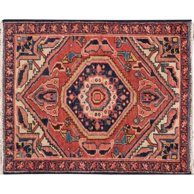 Apadana Vintage Persian Rug 2 3 X 9