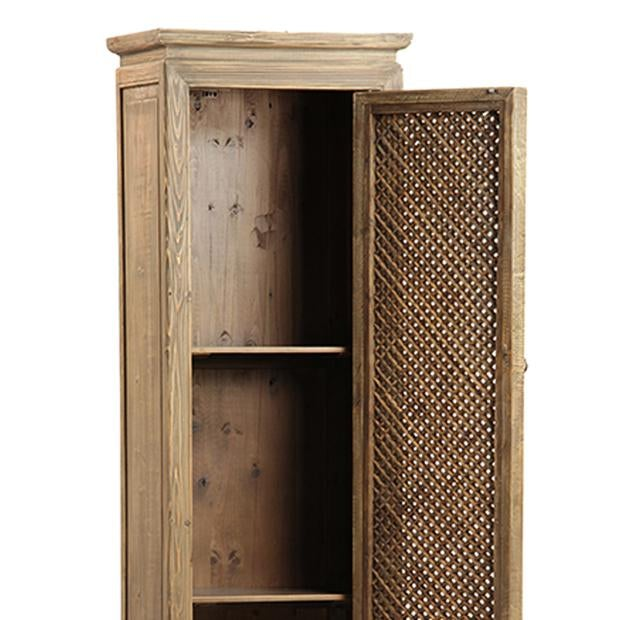 Antique Style Mongolian Cabinet - Image 2 of 3