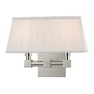 Dixon 2 Light Wall Sconce For Sale