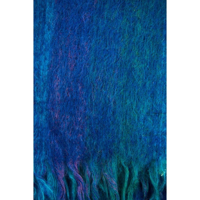 Avoca Handweavers Handmade Mohair Throw - Image 5 of 8